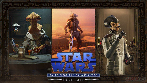 Star Wars Tales From the Galaxy's Edge - Last Call sur PC
