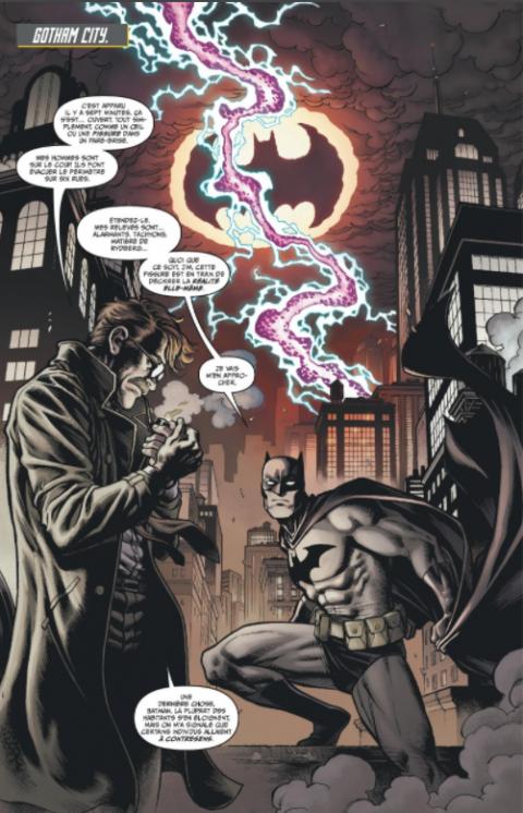 Batman Fortnite : Le comic qui jette Batman et Harley dans le battle-royale