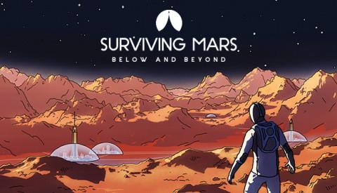 Surviving Mars : Below and Beyond sur PC