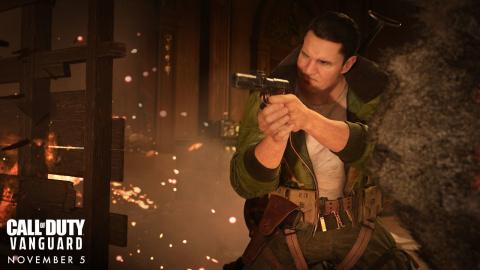 Call of Duty : Vanguard - précommandez le jeu sur PlayStation et jouez à la bêta en avance !