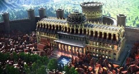 Minecraft : des joueurs créent une ville énorme, avec plus de 3000 bâtiments