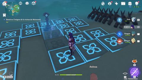 Genshin Impact, guide de la quête de la créature des mers solitaire