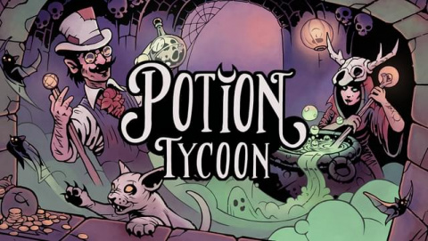 Potion Tycoon sur PC