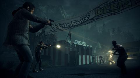 Alan Wake Remastered : première salve d'images pour le célèbre thriller vidéoludique