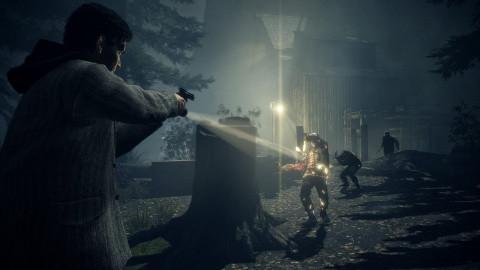Alan Wake Remastered : la pub in-game, toujours de la partie ? La réponse de Remedy