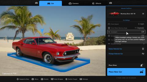 Gran Turismo 7 : le plein de screenshots en 4K pour la célèbre simulation