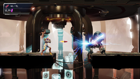Metroid Dread : Samus Aran explore la planète ZDR et combat la terreur