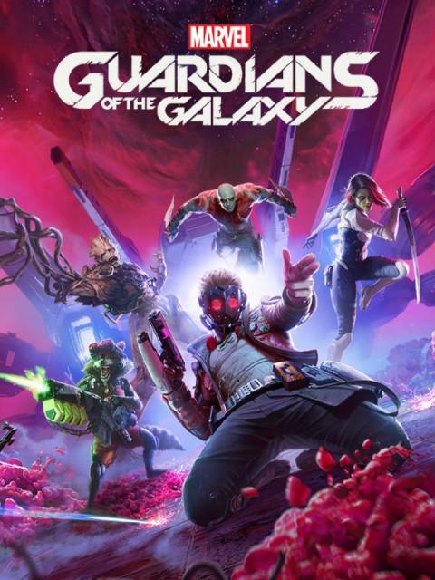 Les Gardiens de la Galaxie sur Xbox Series