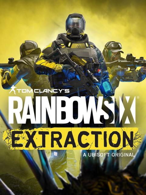 Tom Clancy's Rainbow Six : Extraction sur PC
