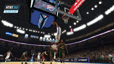 NBA 2K22 : Le roi du basket est-il de retour sur PS4, Xbox One et PC ?