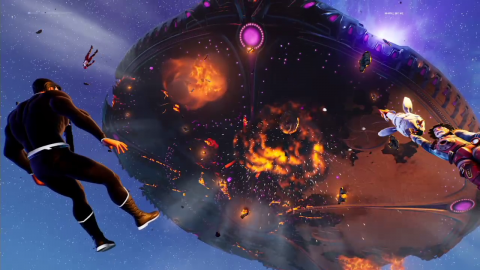 Event Fortnite : le jeu ferme encore ses portes !