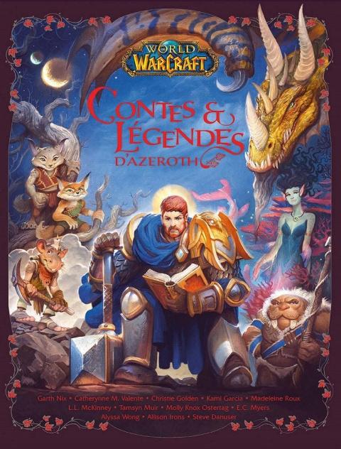 World of Warcraft : L'histoire d'Azeroth sublimée dans un livre plein de légendes