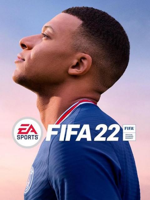 FIFA 22 sur PS5
