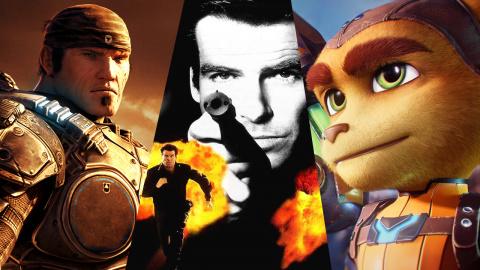 DOOM, Gears of War, Ratchet & Clank... Les 10 armes de FPS|TPS les plus puissantes