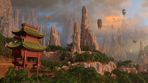 Total War Warhammer 3 : L'harmonieuse contrée de Grand Cathay se dévoile