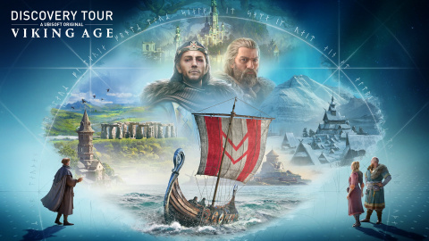 Assassin's Creed Valhalla - Discovery Tour educational mode on the way