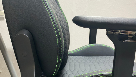 Test de la chaise gamer Razer Iskur : superbe finition pour gabarits moyens