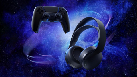 """PS5 : après la manette, un autre accessoire confirmé dans le coloris noir """"Midnight Black"""""""