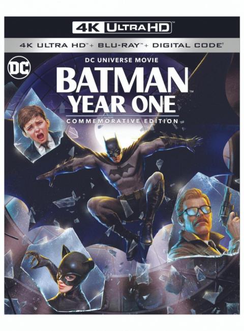 Batman Year One : Le film d'animation de retour 10 ans après sa sortie, les détails