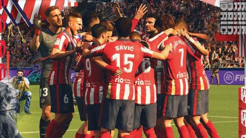 FIFA 22 / FUT 22, notes : Atlético Madrid, Griezmann ou Suárez, qui est le meilleur joueur de l'équipe ?