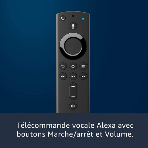 Le Fire Stick TV 4K UHD voit son prix chuter