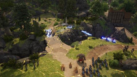 King's Bounty 2 : un jeu tactique entre XCom et Heroes of Might and Magic