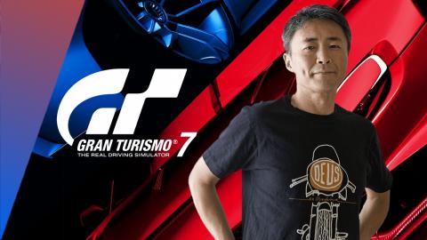 Gran Turismo 7 : Interview de Kazunori Yamauchi, créateur de la série