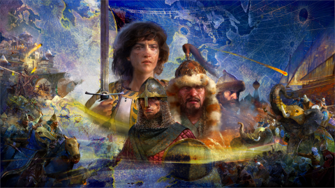Age of Empires 4 : vivez une partie en multi !