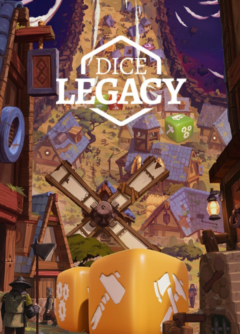 Dice Legacy sur Switch