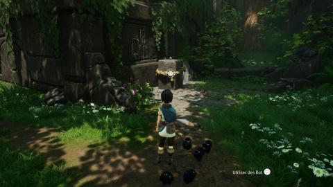 Kena Bridge of Spirits, soluce : Le meilleur chemin jusqu'au premier boss du jeu