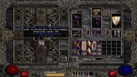 Diablo 2 Resurrected : les objets à ne PAS vendre dans le remaster du jeu culte