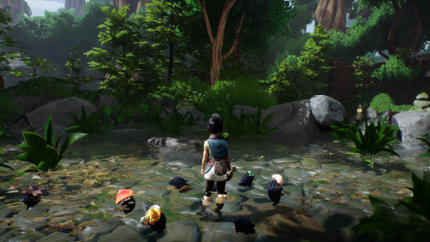 Kena Bridge of Spirits : la pépite tant espérée sur PS4 et PS5