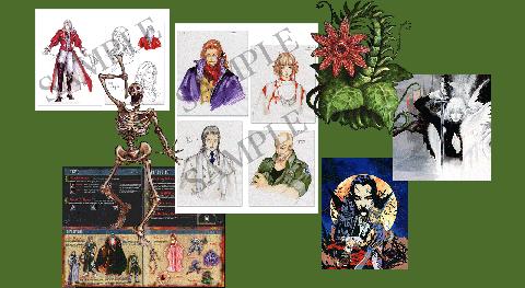 Castlevania Advance Collection : trailer, contenu et sortie, la compilation s'annonce et se dévoile !