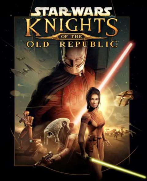 Star Wars : Knights of the Old Republic sur Switch