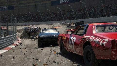 Wreckfest : Démolissez des voitures, même en voiture !