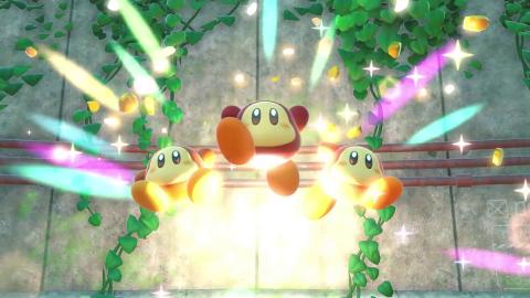Kirby et le Monde Oublié : Vers un Mario Odyssey post-apo ?