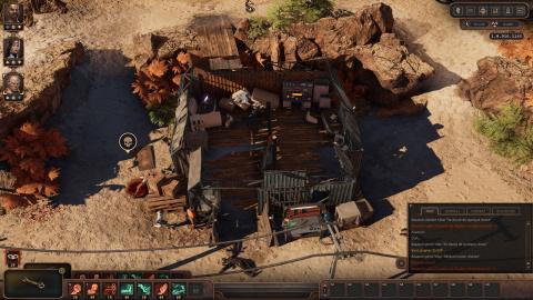 Encased : un RPG qui cherche Fallout sur son terrain