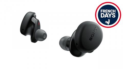 Les écouteurs bluetooth Sony à -50% !