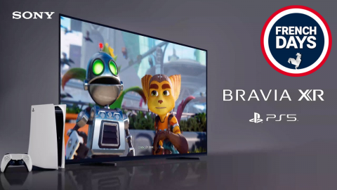 Les TV 4K Sony OLED pour PS5 en promo !