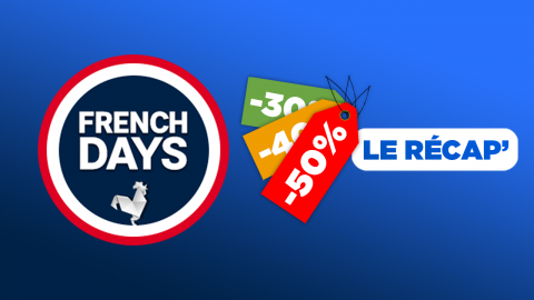 French Days : Top des promos qu'il ne fallait pas louper ce dimanche 26 septembre