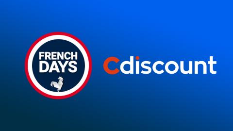 French Days Cdiscount : dernières heures pour profiter des offres !