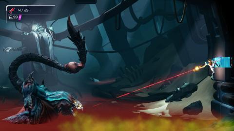 Metroid Dread : La Switch OLED tient son meilleur représentant