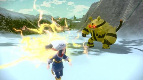 Légendes Pokémon Arceus : Une créature inédite et de nouvelles infos dévoilées !