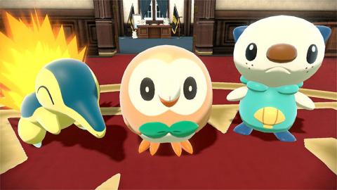 Légendes Pokémon Arceus : Monde ouvert ou semi-ouvert ? Les développeurs mettent fin au débat !
