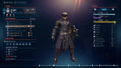 Stranger of Paradise Final Fantasy Origin : Quand FF rencontre Dark Souls, pour le meilleur ?