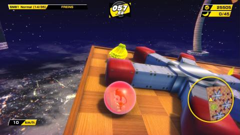 Super Monkey Ball Banana Mania : Le remaster de Deluxe glisse sur une peau de banane