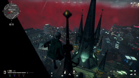Blood Hunt : Un Fortnite gore chez les vampires
