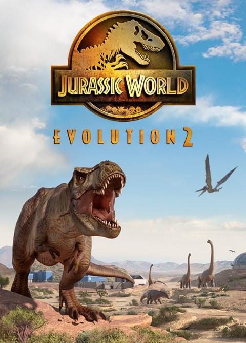 Jurassic World Evolution 2 sur PS5