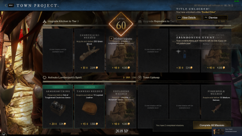 New World : un premier joueur a atteint le niveau 60, et dévoile ses astuces pour y parvenir