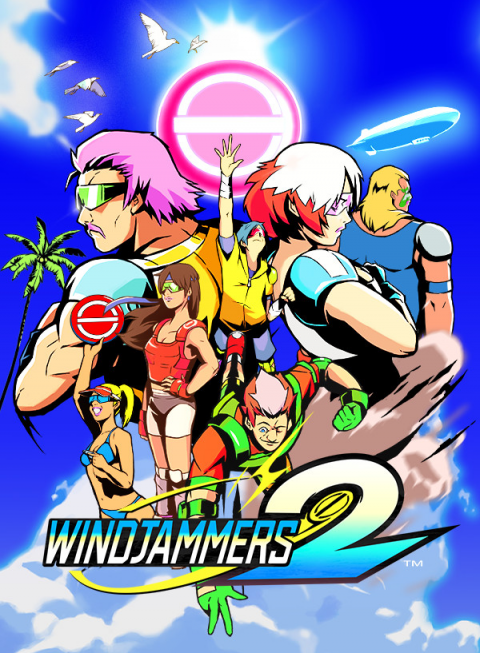 Windjammers 2 sur PC